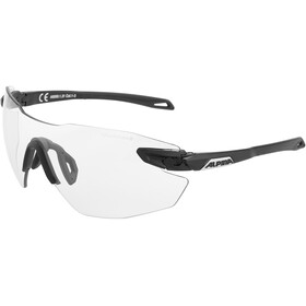 Alpina Twist Five Shield RL VL+ Lunettes, black matt